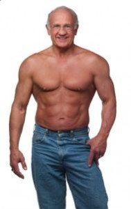 70 Year Old Muscle Man