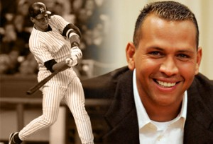 ALEX RODRIGUEZ RECUPERATES FROM HIP SURGERY
