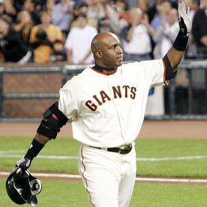 Barry Bonds finally got a blow from legal troubles