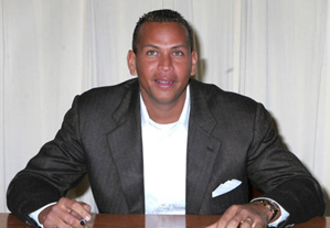 Alex Rodriguez Used Steroid Since High School