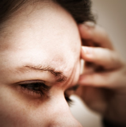 Locally injected steroids may not be effective for chronic headache pain