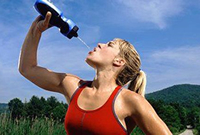Protein addition to sport drinks not advantageous