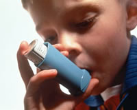 High risk young asthmatics can benefit from inhaled corticosteroids