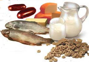 Low levels of Vitamin D linked with asthma symptoms and medications