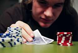 Poker players use drugs for enhancing performance