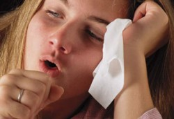Traditional persistent cough treatment may not be always effective