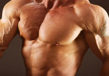 Bodybuilders on steroids may suffer from acne
