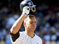 Alex Rodriguez still has dreams after 600th home run