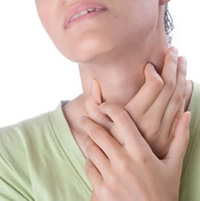 Sore throat pain can be effectively managed with steroids