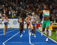 Caster Semenya found to have excess of testosterone