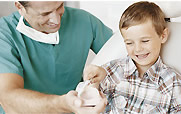 Bone loss not for children administered with steroid drugs