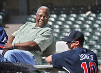 Henry Aaron wants steroid users to be banned from Hall