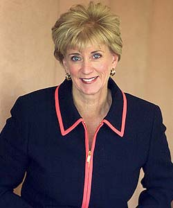 Linda McMahon's senate bid for the ultimate steroid test