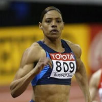 Crystal Cox denies using steroids