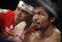 Manny Pacquiao to sue Floyd Mayweather in doping row