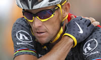 Armstrong's former team doctor dismisses Landis' claims as a joke