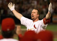 Home run machine McGwire admits to steroid use