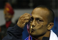 Sri Lankan boxer fails to clear drug test