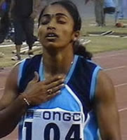 Indian race walker caught doping