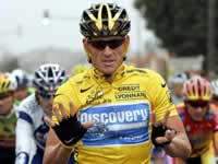 Tour de France champ not contacted by federal agents