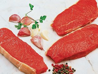 Brazilian beef not up to standards