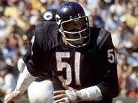 Dick Butkus Promotes 'Clean' Play without Steroids