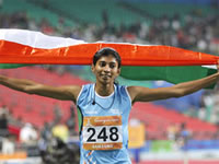 Asiad gold winner tests positive