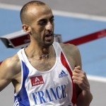 CHAMPIONNATS D' EUROPE D' ATHLETISME