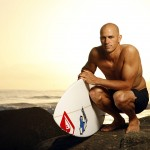 Kelly Slater surfing 2