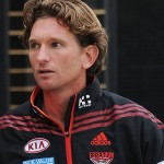 Essendon coach James Hird 2