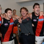 Essendon coach James Hird 3