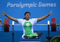 Paralympic Medal Winning Powerlifter Suspended