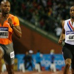 asafa powell tyson gay 2