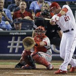 Los Angeles Angels mike trout 3