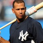 New York Yankees slugger Alex Rodriguez