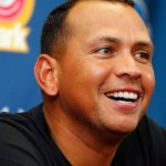 New York Yankees slugger Alex Rodriguez 2