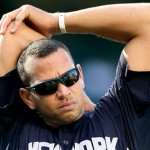 New York Yankees slugger Alex Rodriguez 3