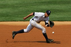 Anaheim v New York Yankees