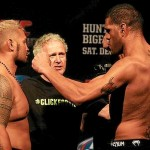 antonio silva vs Mark Hunt 2