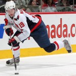 Washington Capitals Nicklas Backstrom