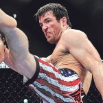 UFC fighter Chael Sonnen