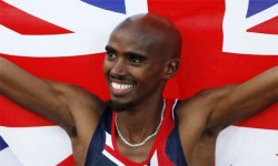 Mo Farah athletics