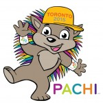 pan am games mascot