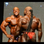 Kai Greene & Phil Heath
