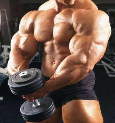 Bodybuilders On Steroids