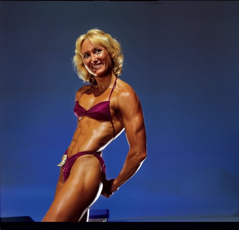 Female Natural Bodybuilding Women