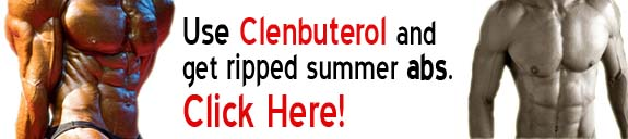 clenbuterol ripped abs