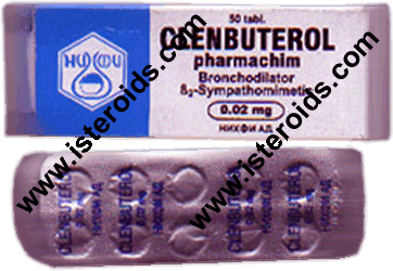 clenbuterol greek